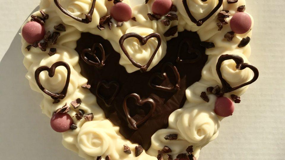 Valentijn en chocolade